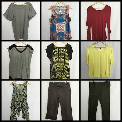 Womens Size 12 Bulk Lot - NOW Katies Into Fashion Run Away TEMT Suzanne Grae