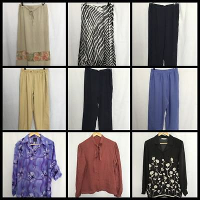 Womens Size 12 Bulk Lot - Noni B NOW Cotton Collection Dolina