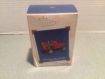 Hallmark Keepsake Ornament 2002 Collector NINTH Series 1928 JINGLE BELL EXPRESS