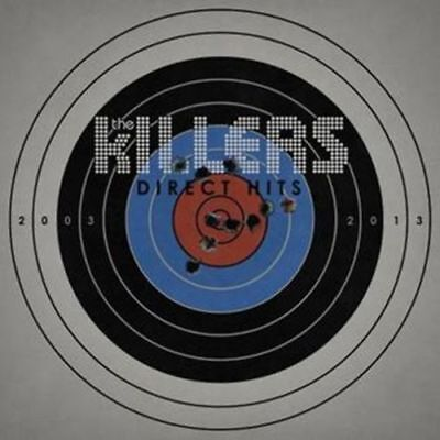 THE KILLERS Direct Hits (15 Tracks) CD BRAND NEW Best Of Greatest Hits
