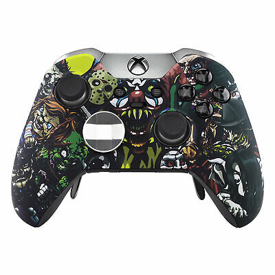 Scare Party Designed Front Shell Repair Faceplate for Xbox One Elite Controller
