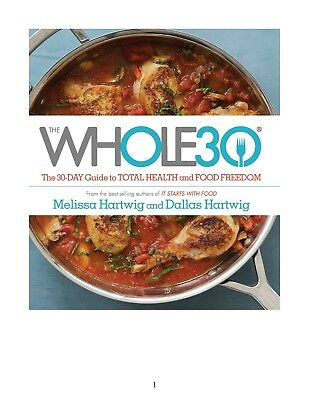The Whole30: The 30-Day Guide ... 2015 by Melissa Hartwig (E-B00K||E-MAILED) #02