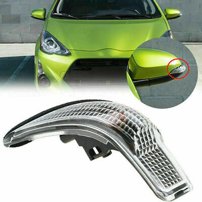 Driver Side Mirror Turn Signal For Toyota Corolla Prius C Venza