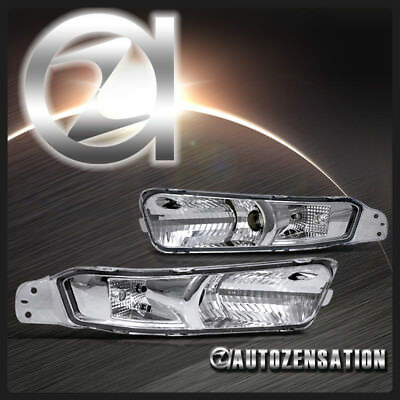 05-09 Ford Mustang Clear Parking Turn Signal Bumper Lights