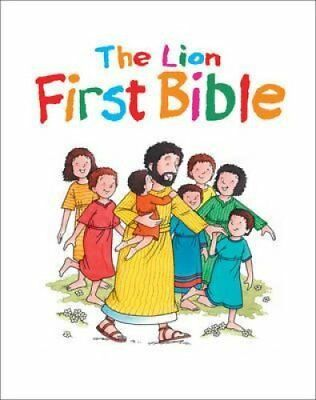 The Lion First Bible by Pat Alexander 9780745964843 (Paperback, 2014)