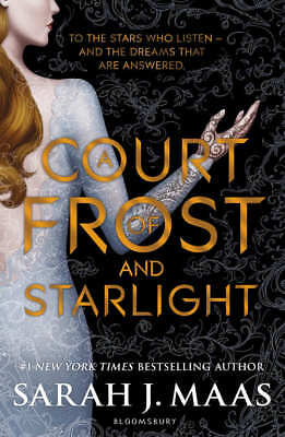 A Court of Frost and Starlight by Sarah J. Maas (2018, eBooks)