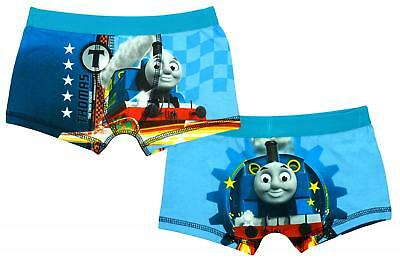 Boys Briefs Trunk Fit Boxer Shorts Thomas The Tank Engine Train 2 to 5 Years