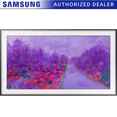 """Samsung 65"""" Class The Frame Premium 4K UHD TV 2018 with 1 Year Extended Warranty"""