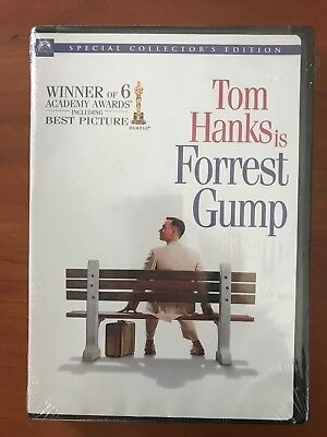 NEW Forrest Gump Special Collector's Edition Tom Hanks