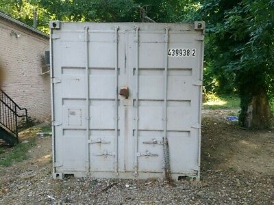 40 Foot High Cube Storage Freight container