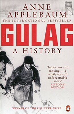 Gulag: A History of the Soviet Camps-Anne Applebaum