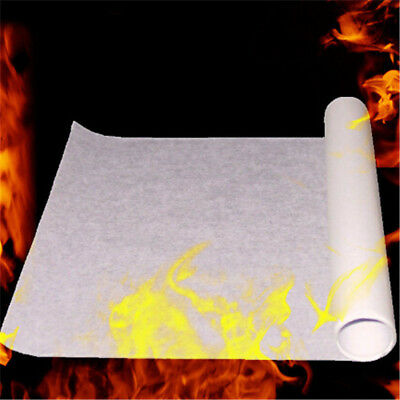 Flash Paper Fire Game Magic Trick Stage Adult Creative Gift White High Quality