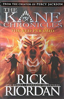 The Red Pyramid (The Kane Chronicles Book 1)-Rick Riordan