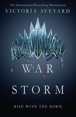 War Storm (Red Queen) by Victoria Aveyard (2018, eBooks)