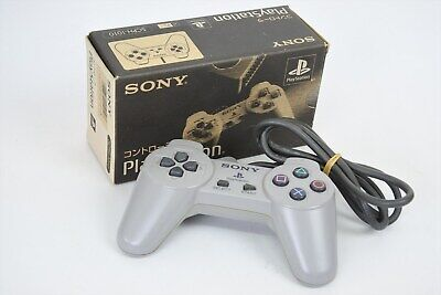 PS Controller SCPH-1010 Boxed GOOD Tested Sony Playstation Official PS1 JP 2305