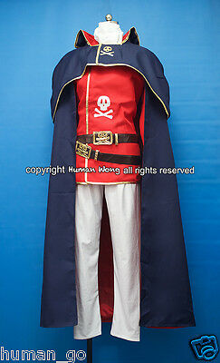 Queen Emeraldas  Cosplay Costume Size M Human-Cos