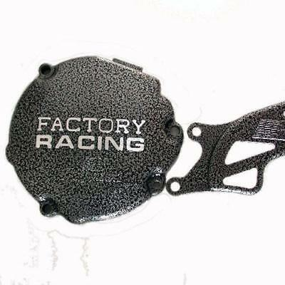 Boyesen Factory Racing Ignition Cover Silver #SC-20 Suzuki RM80/RM85