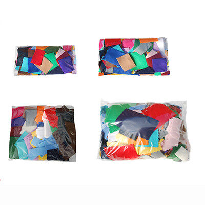 Craft Felt Fabric Squares & Offcuts- Mixed Pieces 100% Acrylic Material