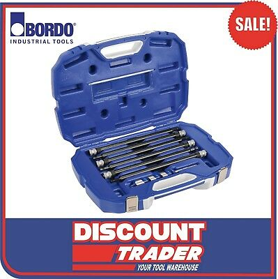 Bordo 25mm Auger Bit and Extensions Set - 2660-25S1