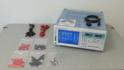 Yokogawa WT3000 Precision Power Analyzer ***Loaded with Options*** WT3000E