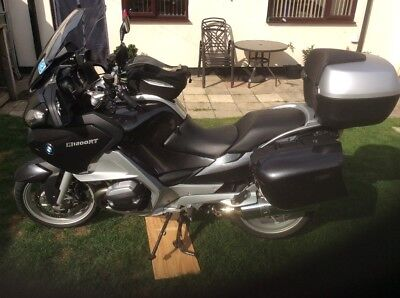 2010 Bmw R1200rt Se Motorcycle For Sale
