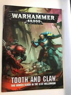 ML Warhammer Tooth and Claw Supplement Book