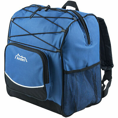 Andes Insulated Food Drink Cooler Backpack Picnic Cool Bag Rucksack