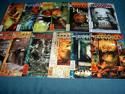 THE DREAMING :COMPLETE RUN of  issues 1-10 of the classic 1996 DC VERTIGO series