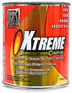 KBS Coatings 65303 Xtreme Temp Coating (XTC)