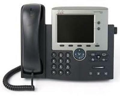 Cisco CP-7945G CP-7945G V16 IP Unified Ethernet Office Telephone Phone