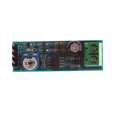 LM386 DC 5V-12V Mini Micro Audio Amplifier Module Board Mono AMP Module$S$