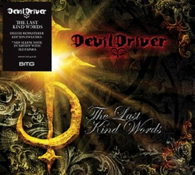 DevilDriver - The Last Kind Words - New Yellow/Pink/Green LP - Pre Order - 28/9