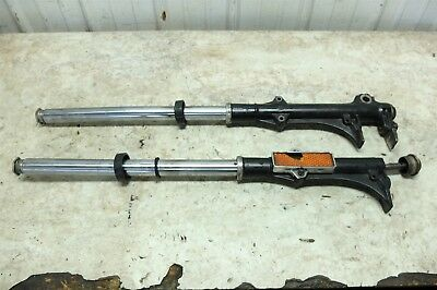 84 BMW R80RT R 80 R80 RT Airhead front forks fork tubes shocks right left
