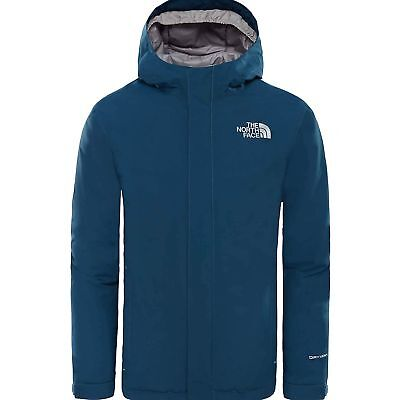 0e74e9c831d4 Blue Wing Teal All Sizes Coats   Jackets The North Face Snow Quest Full Zip  Kids Jacket ...