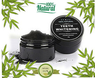 BULK Activated Charcoal Powder Natural Organic Black Teeth Whitening Toothpaste