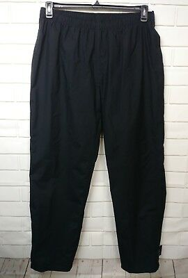 Columbia Omni-Tech Packable Waterproof Rain Snow Pants Black Mens XL