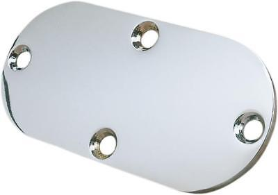 DS Smooth Primary Chain Inspection Cover Chrome Harley Davidson #139440