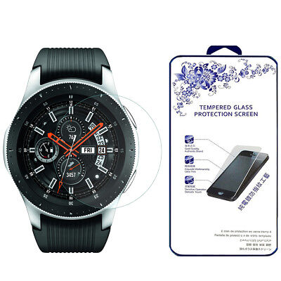 For Samsung Galaxy Watch 46mm Tempered Glass Screen Protector