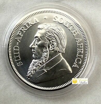 2018 Silver South African 1oz Krugerrand