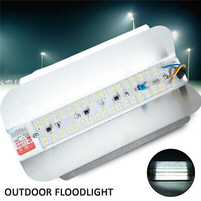 LED Flood Light Waterproof High Power Iodine-tungsten Lamp Outdoor Yard Garden Z