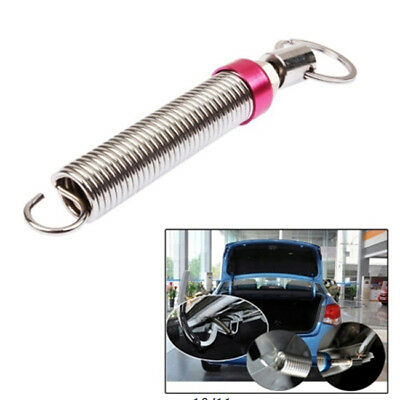 Red Adjustable Vehicle Car Trunk Boot Lid Automatic Lifting Metal Spring Device