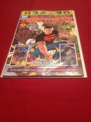 DC Comics Teen Titans 2!  100 Page Giant Walmart Exclusive High Grade! SOLD OUT!