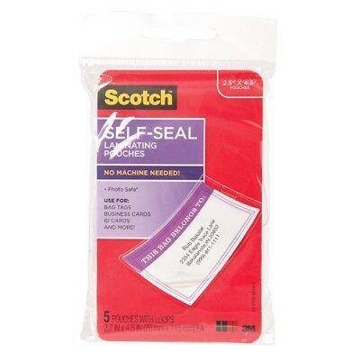 Scotch 3M Scotch Gear Tags (5Pk)