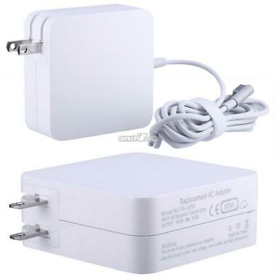 Replacement 60W AC Power Adapter Charger for Apple Macbook Pro RR6 01