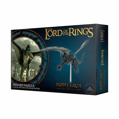 Winged Nazgul Lord of the Rings