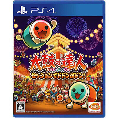 Taiko Drum Master Dodon Session Game Only (Japan Import) [E] (PS4)