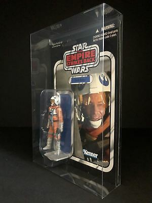 "Star Wars The Vintage Collection 3.75"" Protective Display Case Deflector DC®"