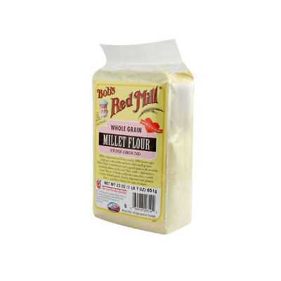 Bob's Red Mill Millet Flour - (Case of 4 - 23 oz)