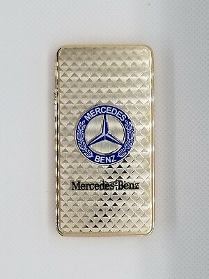 Mercedes Benz Lighter USB Rechargeable Windproof Brand New in Box with USB Cable