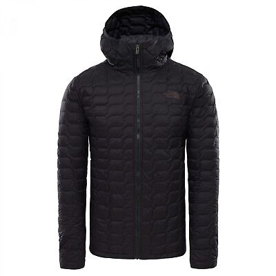 The North Face Herren Steppjacke Thermoball Hoodie 3RX9